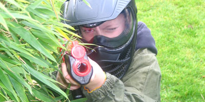 Yonne paintball, paintball enfants