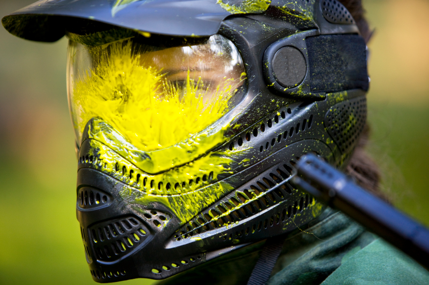 Le paintball à Joigny, à 1h15 de Paris.
